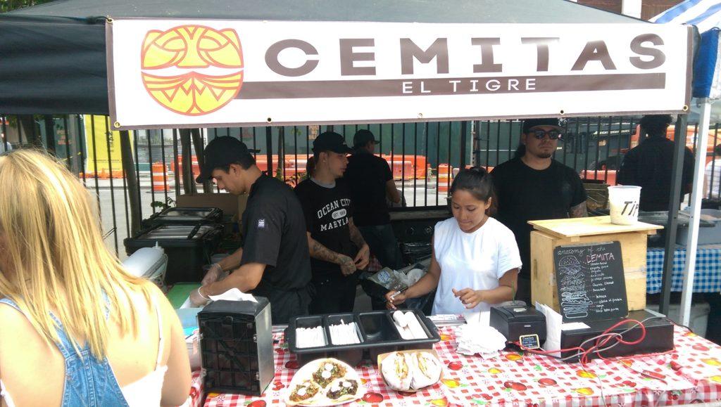 Cemitas El Tigre