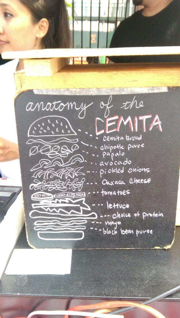 Anatomie Cemita