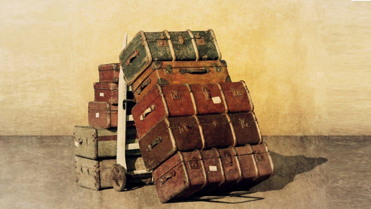 Packliste - Koffer